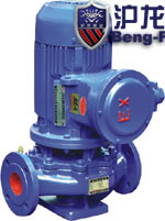 ISGY立式防爆管道泵
