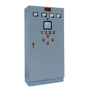 自耦降压启动控制柜开机前用手动开关选择主用泵和备用泵.